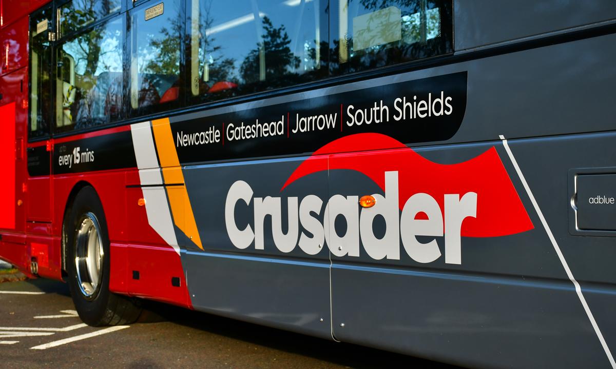 Crusader 26 and 27