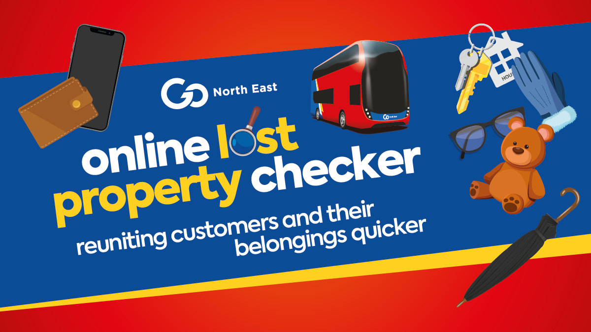 Online lost property checker
