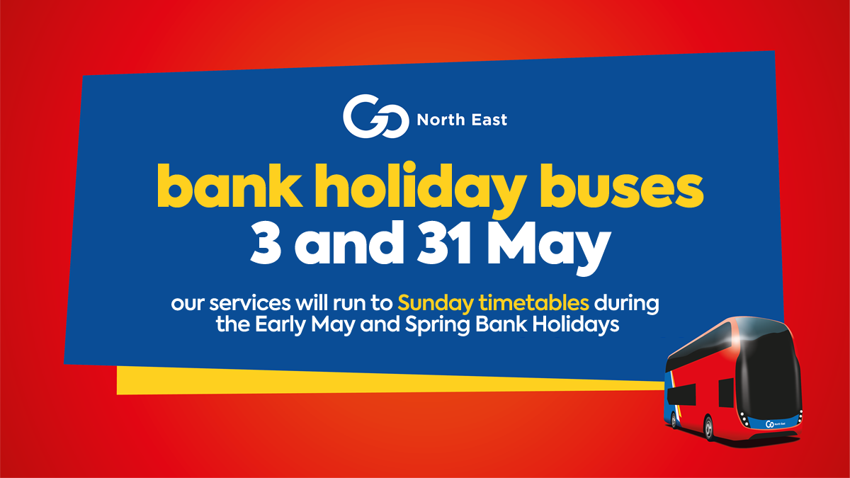 Bank Holiday buses