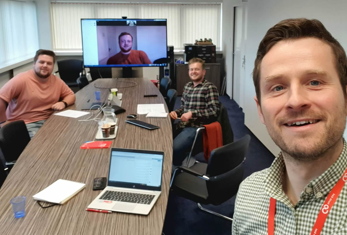 One Team GNE meeting
