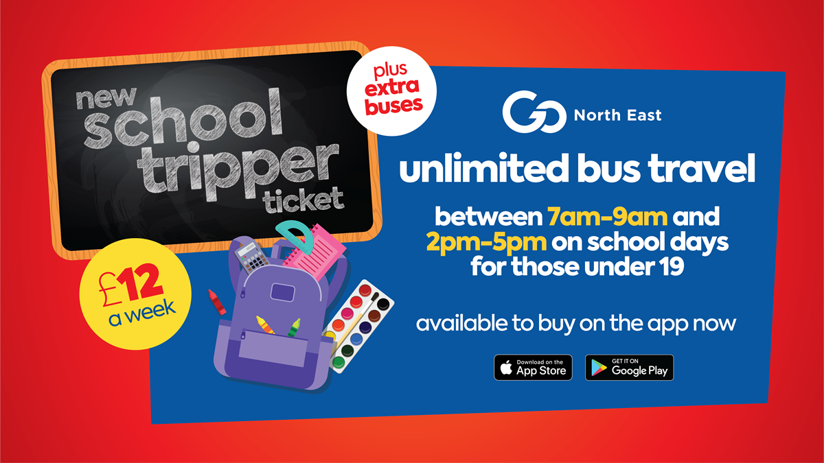 School Tripper and extra buses