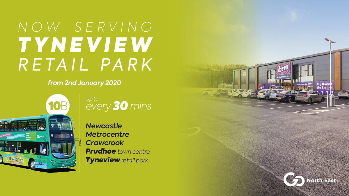 Tyneview Retail Park