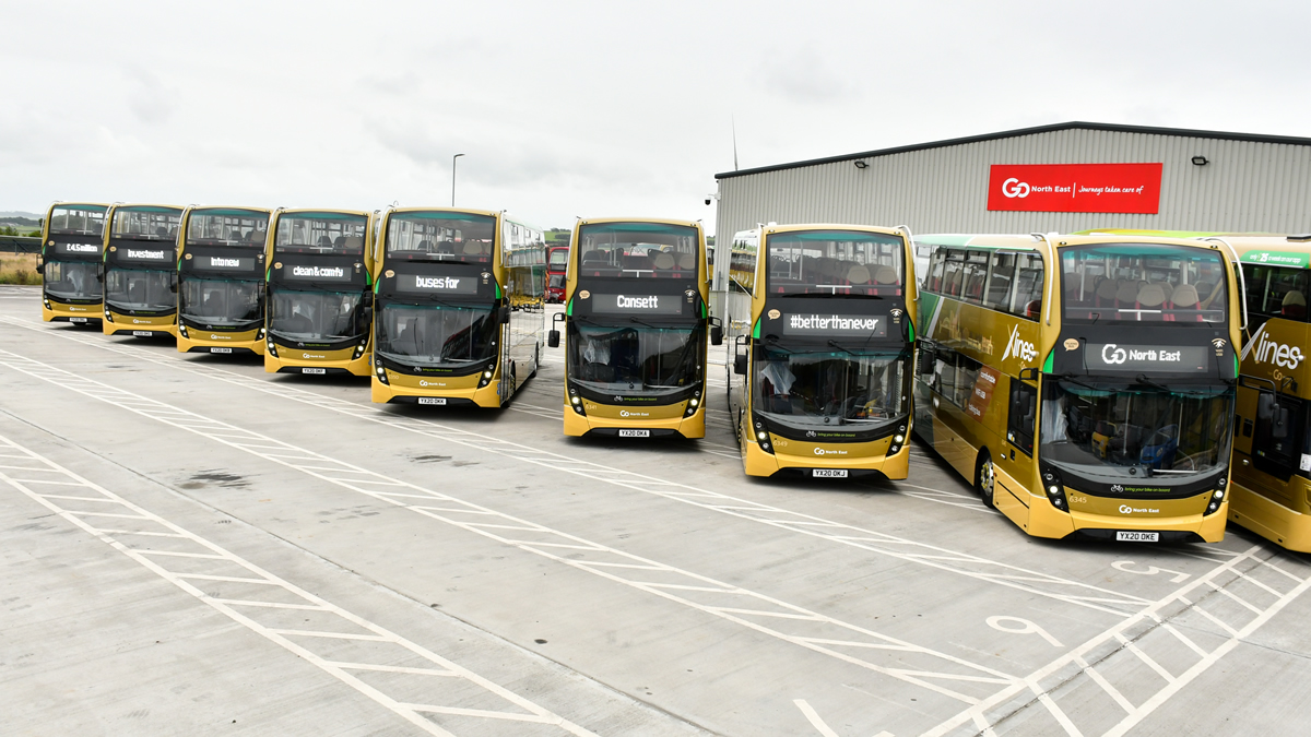 X-lines buses