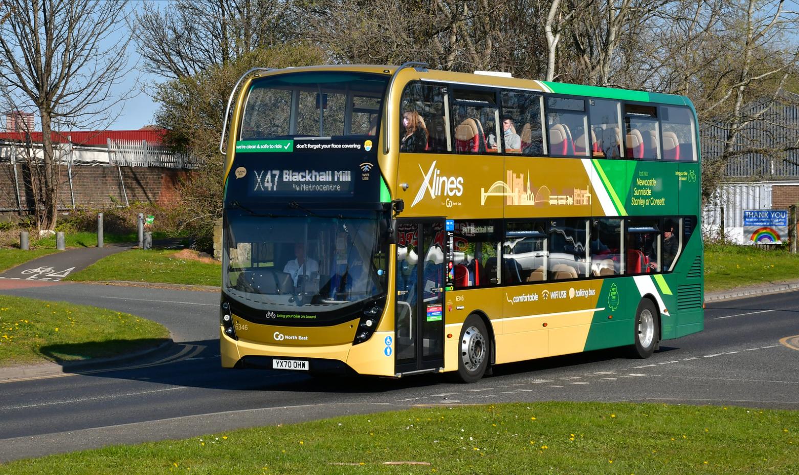 X-lines X47 bus