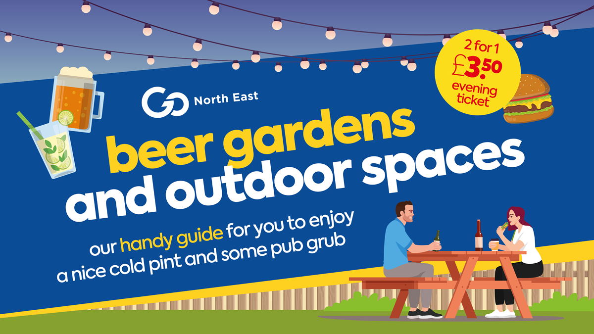 Beer gardens and outdoor spaces
